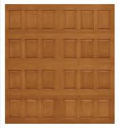 8 foot door panel